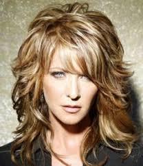 layered medium haircuts for women over 50 hairstyles for women over 50 years old https www facebook com