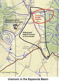 New Mexico Road Closures Map by Poisoned Waters New Mexico Danger Zones Krqe News 13