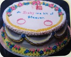 paquins baby shower ideas including cakes