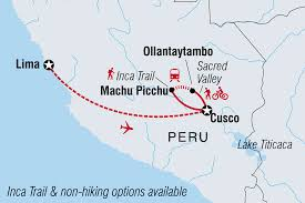 Cusco South America Map by South America Tours U0026 Travel Intrepid Travel Au