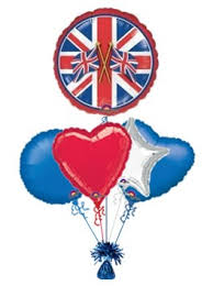balloons in a box delivery union balloons in a box uk fathers day balloons