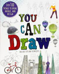you can draw drawing books parragon books 9781472336125