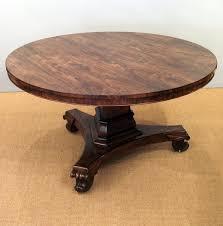 antique round dining table antique rosewood breakfast table antique round dining table round