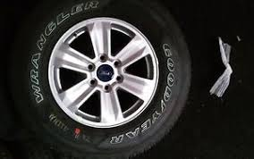 ford f150 rims 17 inch ford f150 6 lug 17 inch silver wheels and tires local only