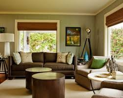 Yellow And Brown Living Room Decorating Ideas Living Room Living Room Decorating Ideas With Dark Brown Sofa