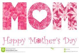 happy mothers day mom alphabet flowers stock photo image 28021880