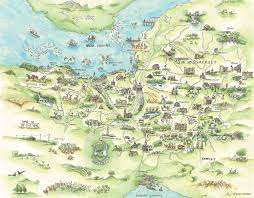 somerset map somerset kate chidley