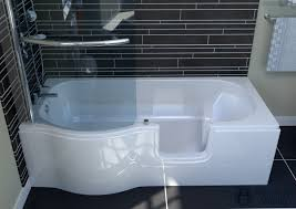 calypso walk in bath shower absolute mobility