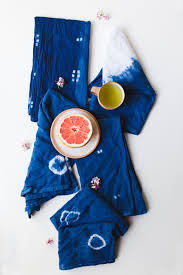 make your own shibori kitchen towels u2013 a beautiful mess