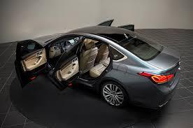 hyundai genesis two door 2015 hyundai genesis sedan look motor trend