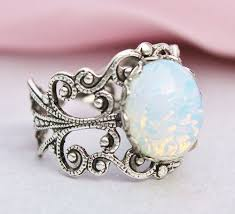 vintage opal engagement rings best 25 opal engagement rings ideas on pretty rings