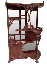 Antique Etagere Antique Furniture Wooden Nickel Antiques