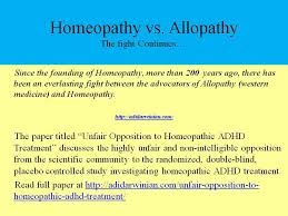 Blind Vs Double Blind Unfair Opposition To Homeopathic Adhd Treatment Adidarwinian