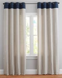 Two Tone Curtains Two Tone Color Block Curtains I Free Shipping I Spiffy Spools