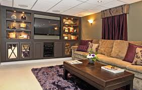delicious decor stunning basement renovation not to be missed
