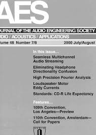 aes e library complete journal volume 48 issue 7 8