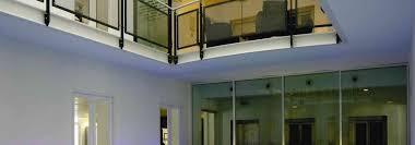 fire resistant glass doors contraflam lite saint gobain façade