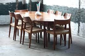 mid century expandable dining table mid century modern table and chairs mid century modern dining table