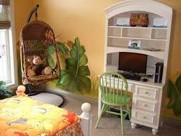 jungle themed bedroom african decorating theme 20 kids room decorating ideas