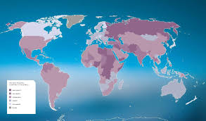 new views the world mapped like never before 50 maps of our