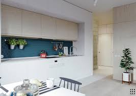 Scandinavian Kitchen Design Scandinavian Apartment Design With Beautiful And Cute Style