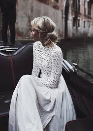 wedding dresses under 1000 crochet long sleeved wedding dress
