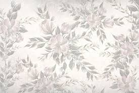 floral wallpaper designs for livingroom and bedroom using easily