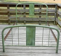Metal Vintage Bed Frame Vintage Bed Frames Restoration Sorrentos Bistro Home