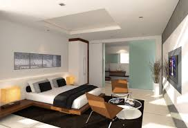 apartments modern studio apartment interior design grouped for