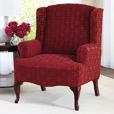 Velvet Wingback Chair Design Ideas Luxury Velvet Wingback Chair With Additional Home Design Ideas