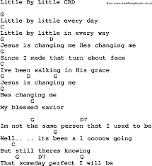 christian childrens song by lyrics and chords