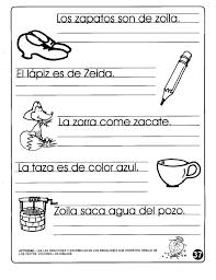 imagenes para colorear y escribir oraciones actividades lectoescritura 2do