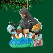 american greetings carlton cards heirloom godzilla ornaments