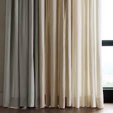 belgian linen pinch pleat drape ivory williams sonoma