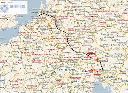 udine italy map udine italy map travelquaz