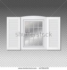 Blinds Outside Of Window Frame Window Shutters Stock Images Royalty Free Images U0026 Vectors
