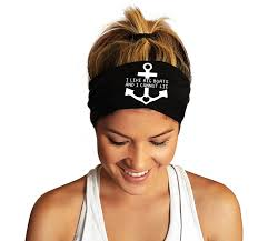 workout headbands i like big boats and i cannot lie headband fashion headbands