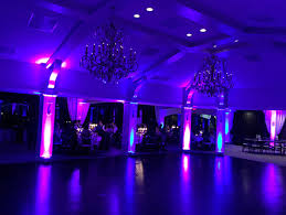 uplighting wedding this is the easiest way to completely transform your wedding venue