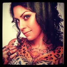 danielle from pickers tattoos cause i always need
