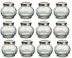 honey jar wedding favors nakpunar 12 pcs 8 oz glass jars for jam honey