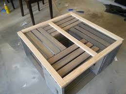 Diy Wood Crate Coffee Table by Diy Lori Diy Crate Coffee Table