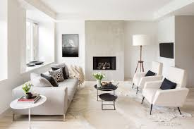 Living Room Furniture New York City A Modern Duplex In New York City S West Design Milk