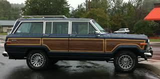 lowered jeep wagoneer the 7 best cars and trucks to restore