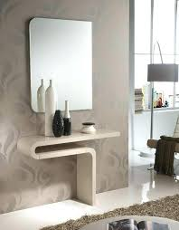 Wall Console Table Mirror Hall Table Ireland Mirror Height Above Hall Table Wall