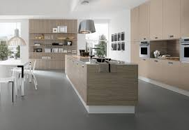 ultra modern kitchen styles homesfeed modern minimalist kitchen soft wood kitchen cabinets metal countertop a kitchen island with glossy metal counter