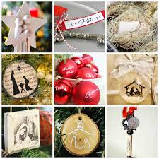 20 christ centered ornaments with tutorials christmas ideas