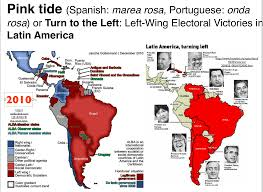 Latin And South America Map by Attempts To Map Latin America U0027s Political Spectrum Geocurrents