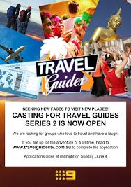 Seeking Complete Series Travel Guides Series 2 Travability
