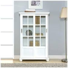Sauder Harbor View Bookcase Sauder Harbor Bookcase Harbor View Bookcase Antique White Medium