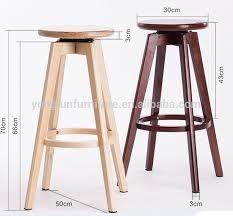 Wood Bar Chairs 2015 Year Sale Popular Bar Stool Wood Solid Wood Design